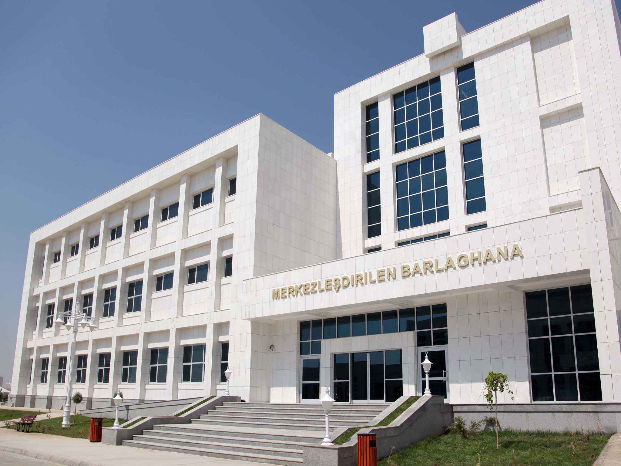Türkmenistan Hastahane Projesi