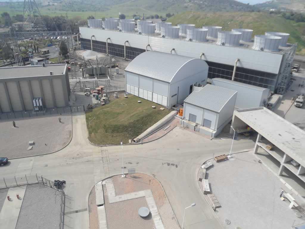 İzmir-350 MW Termik Santral Projesi
