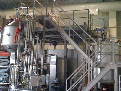 Coca-Cola Sipa Üretim Tesisleri Genişleme Projesi