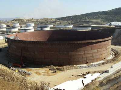 Tüpraş İzmir Aliağa Rafinerisi
