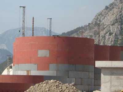 Opet Antalya Akaryakıt Depolama Tesisi
