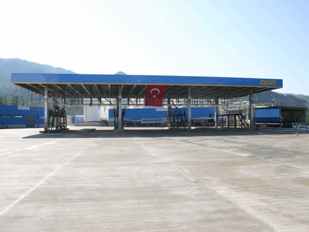 Opet Marmara Akaryakıt Depolama Tesisi