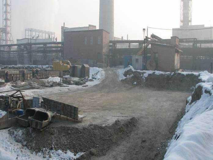 SNC-Lavalin Altın Madeni Tesisi