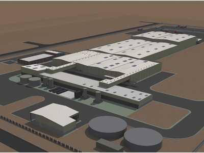 Coca-Cola Fabrikası Multan Greenfield Projesi
