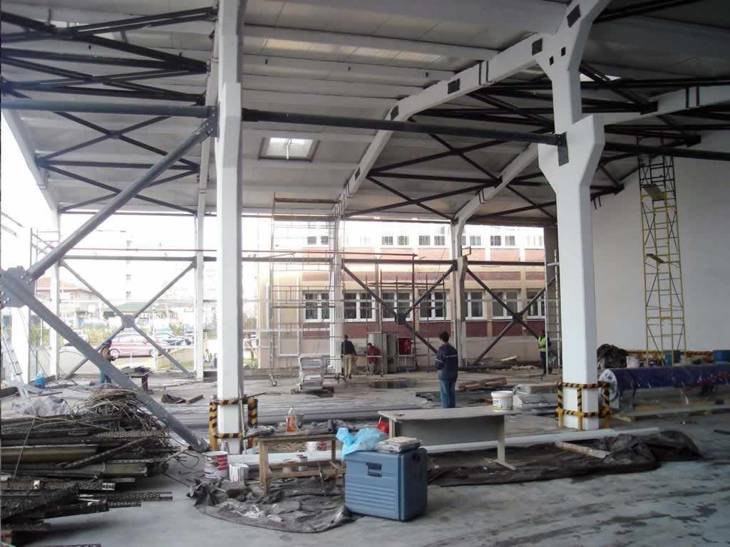 Elastogran Fabrika Genişleme Projesi