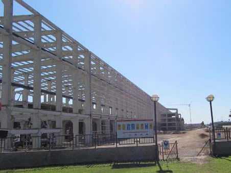 Kipaş 400.000 t/yıl Kapasiteli Kağıt Fabrikası